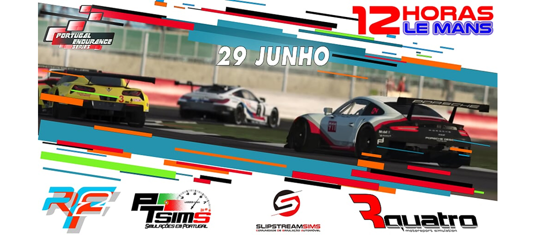 Portugal Endurance Series, rFactor2