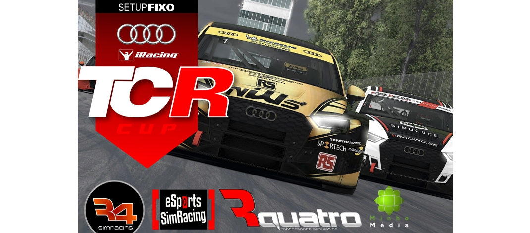 R4 – TCR Cup, iRacing